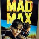MAD MAX Fury Road MOVIE Poster TOM HARDY Charlize Theron ORIGINAL Rolled 2015
