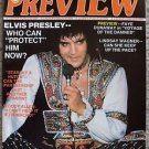 ELVIS PRESLEY Magazine LINDSAY WAGNER David Carradine RICHARD HATCH Woody Allen