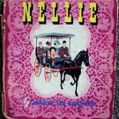 NELLIE Black Beauty HORSE Cozy Corner BOOK by MADYE LEE CHASTAIN Whitman 1948