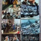 PATTON Original GEORGE C SCOTT Lobby Card Set KARL MALDEN Twentieth Century Fox