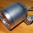 Quad CREE XML T6 LED 3000Lm 30W 12V Auxiliary Lights for ATV, Bike, Jeep, & 4x4