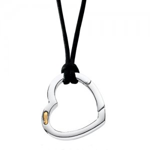 """MADE IN ITALY MORELLATO JEWELRY """"FUNKIE"""" NECKLACE WITH PENDANT - WOMAN'S FASHION JEWEL"""