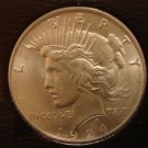 PEACE Silver Dollar Coin....date of coin decided by seller