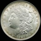 1921 MORGAN Silver Dollar Coin from Philadelphia Mint