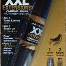 Maybelline XXL Extensions Microfiber Mascara - Soft Black