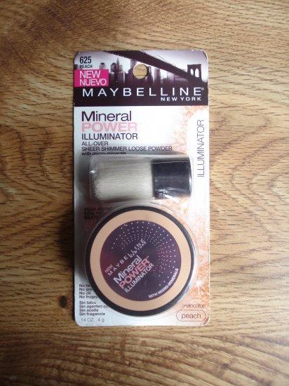 Maybelline Mineral Power Illuminator - Peach