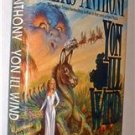 Yon ILL Wind, by Piers Anthony. (1996) 1st Edition, HC