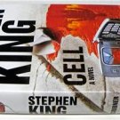 Cell by Stephen King (2006) First Edition, V/G