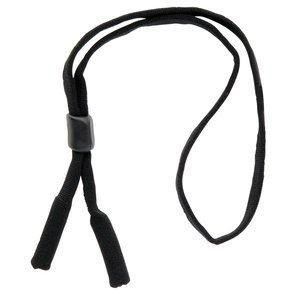 NEW Berkley Black Neoprene Adjustable Sunglass Glasses Strap Keeper Retainer