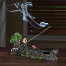 Elegant Expressions by Hosley Treeman Forest Incense Stick Cone Burner Holder