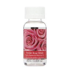 Elegant Expressions Fragrance Tender Rose Petals Hot Oil Burner .85 fl oz