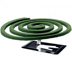 NEW Coleman Mosquito Coil 10 pk 2 stand 2000004915 .25% D-CIS Trans Allerthring