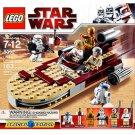 NEW LEGO 8092 Star Wars Lukes Landspeeder Special Edition Skywalker Obi Wan C3PO