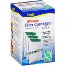 Tetra Whisper M Medium Aquarium Fish Tank Replacement Filter Cartridge 3 pack