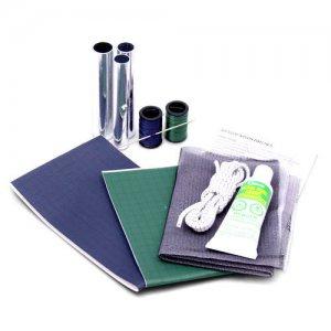 NEW Coghlan's Nylon Tent Repair Kit Screen Camper 12 Piece Kit