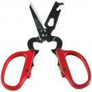 NEW Coleman 12 in 1 Stainless Steel Multi Use Hiking Camping Survival Scissors