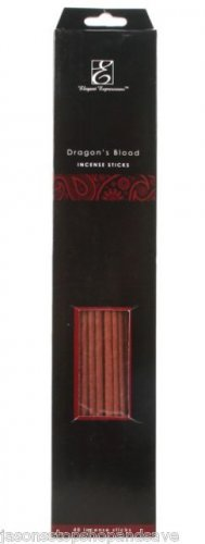 NEW Elegant Expressions by Hosley Fragrance Dragons Blood Incense Sticks 30Piece