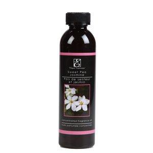Elegant Expressions Fragrance Sweet Pea Jasmine Potpourri Hot Oil Burner 5.1oz