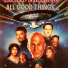 Star Trek: The Next Generation - All Good Things... (hardbound) - 0671500147