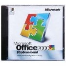 CLEARANCE BLOWOUT! Microsoft Office 2000 Professional