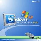 CLEARANCE BLOWOUT! Microsoft WindowsXP Media Center 2005 with COA/License Key