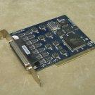 CLEARANCE BLOWOUT! Moxa 8 port PCI RS232 serial board w/DB62F port - C168H/PCI