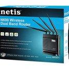 NETIS WF2471 Wireless N600 High Gain Dual Band Router