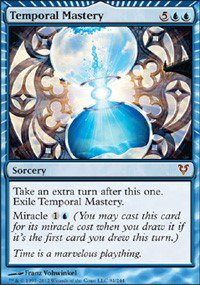 Magic The Gathering - Avacyn Restored - 081 - Temporal Mastery