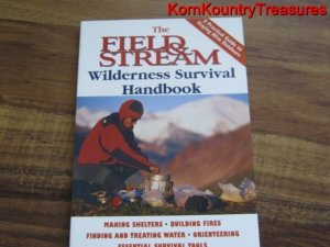 Field & Stream Wilderness Survival Handbook Len McDougall