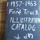 Ford Truck Parts and Accessories 1957-1963
