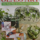 Glass Art The Easy Way to a Stained Glass Look