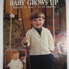 Leisure Arts Baby Grows Up By Terry Kimbrough