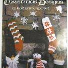 Leisure Arts Christmas Designs to Knit & Crochet 129