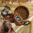 Painting Tiny Treasures By Cindy Gordon