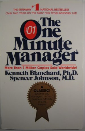 The One Minute Manager by Blanchard and Johnson