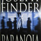 Paranoia by Joseph Finder 1st Edition