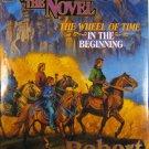 New Spring The Novel by Robert Jordan
