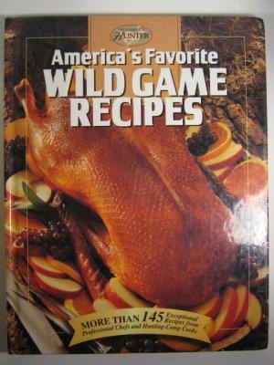 America�s Wild Game Recipes