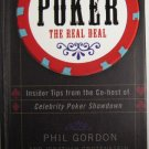 Poker the Real Deal First Edition