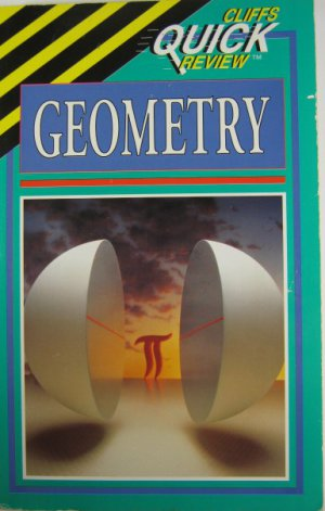 Cliffs Quick Review Geometry 1st Edition