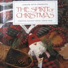The Spirit of Christmas Creative Holiday Ideas Vol 9
