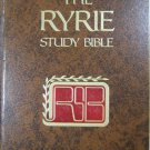 The Ryrie Study Bible New Testament