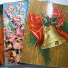 ideals Christmas Easter Poems Stories 1956-1957 Lot 1