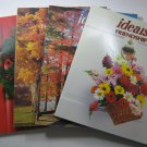 ideals Friendship Autumn Thanksgiving Christmas 1986 Lot 9