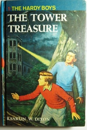 The Hardy Boys The Tower Treasure 1 By Franklin Dixon