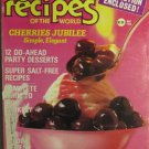 Great Recipes of the World May 1983