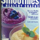 BHG Smoothies and Healthy Snacks