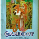 Camelot Vocal Selection Songbook 1960