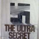 The Ultra Secret by F. W. Winterbotham