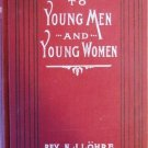 To Young Men and Young Women by Rev. N. J. Löhre
